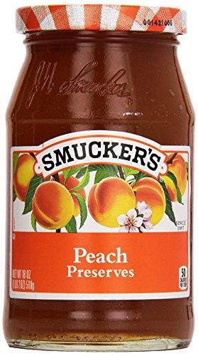 Smucker's Peach Preserve, 18 oz