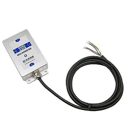 Amazon com : BWK228 Tilt Angle Sensor Dual Axis Inclinometer with