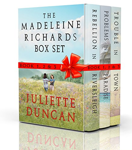 The Madeleine Richards Box Set (The Madeleine Richards Series Book 4) by [Duncan, Juliette]
