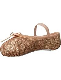 Girl's Glitterdust Ballet Shoes, Canvas