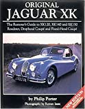 Original Jaguar XK, Philip Porter, 0760317372