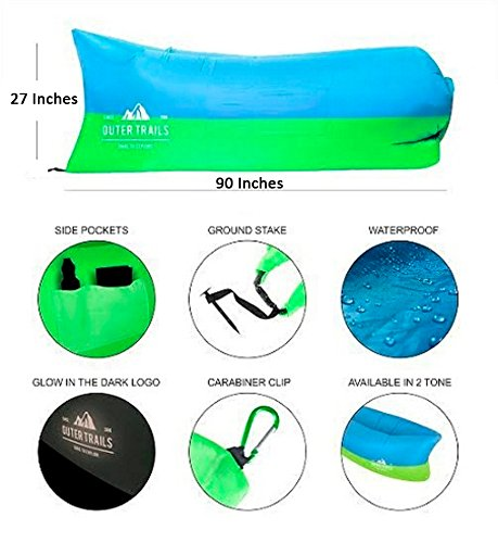 outer-trails-inflatable-lounger-outdoor-waterproof-tear-resistant-fabric-easy-fast-set-up-carabiner-