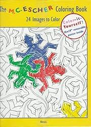 M.C. Escher: Coloring Book