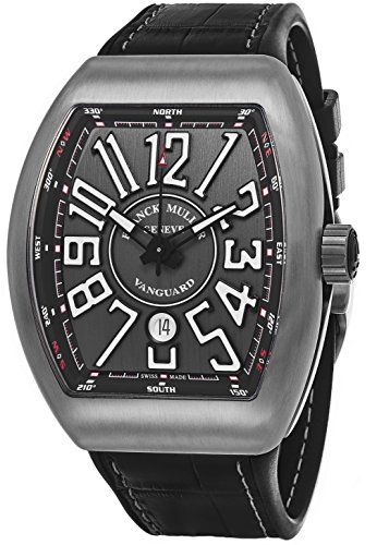 franck-muller-vanguard-mens-automatic-date-black-face-black-rubber-leather-strap-watch-v-45-sc-dt-tt