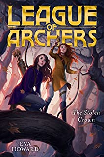 Book Cover: The Stolen Crown