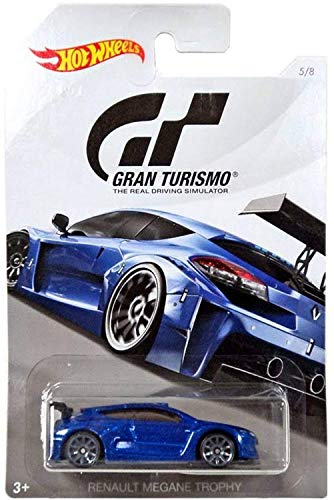 """Hot Wheels 2018 Gran Turismo /""""The Real Driving Simulator/"""" Set of 8 Die-Cast cars"""