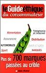 Le Guide �thique du consommateur