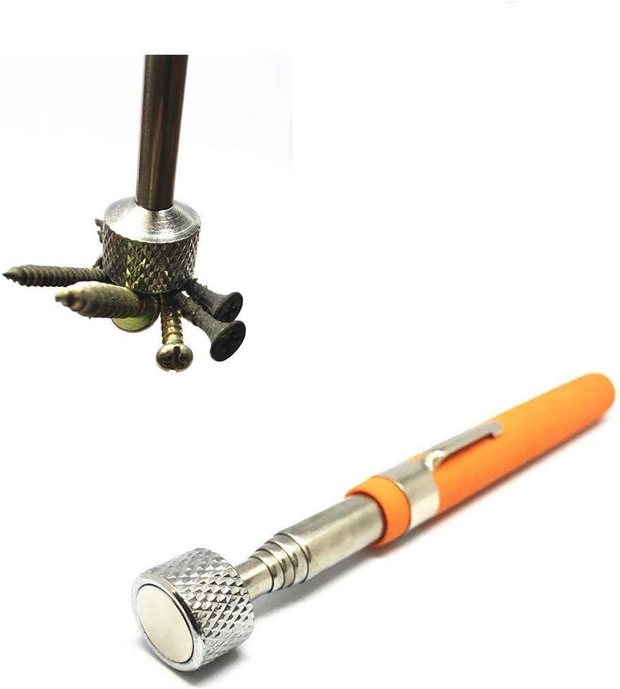 10 lbs Master Mechanic Pickup Tool Rare Earth Magnet!