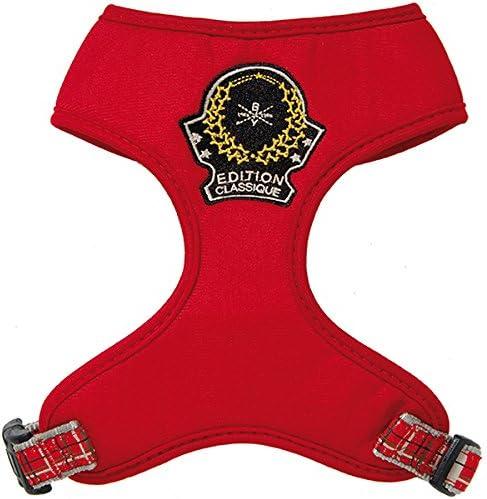 Bobby Kilt Harnais Large pour Chien Rouge Taille XS