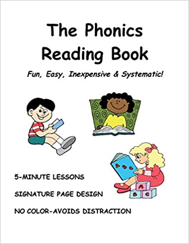The PHONICS READING BOOK: Teach Your Child To Read With Fun