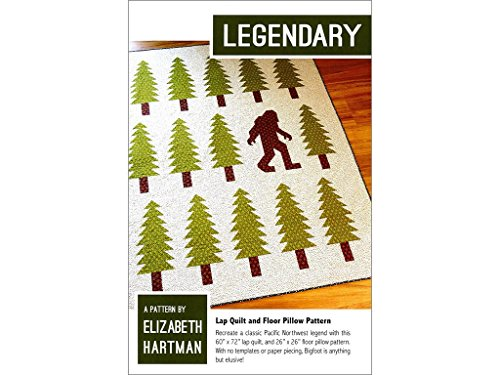 Elizabeth Hartman Ptrn EH Legendary - Fantastic Patterns