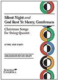 Silent Night and God Rest Ye Merry Gentlemen, Renata Bratt, 189049089X