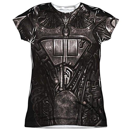 Borg Costume (Juniors: Star Trek- Borg Costume Tee Juniors (Slim) T-Shirt Size XXL)