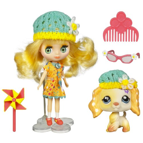 Littlest Pet Shop Blythe and Pet – Field of Daisies, Baby & Kids Zone