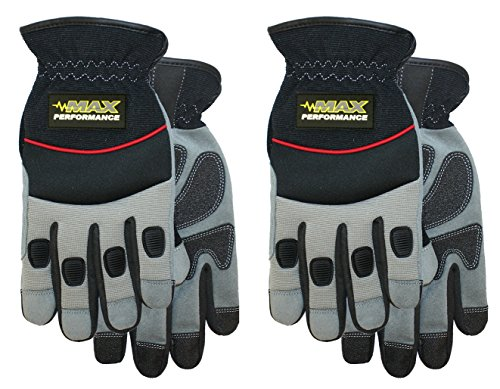 Max Performance Gloves - 8