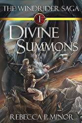 Divine Summons: The Windrider Saga Book 1