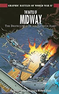 The Empire Falls: Battle of Midway (Graphic History, Volume 3)
