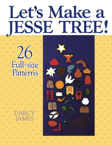 Let's Make a Jesse Tree! (Tradition Germany In Christmas Tree)
