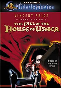 The Fall of the House of Usher (Midnite Movies)