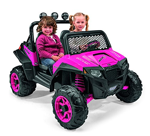 (Peg Perego Polaris RZR 900 Ride On, Pink)
