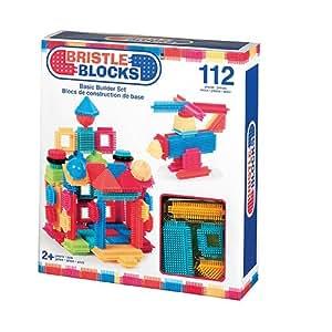 Bristle Blocks Basic Builder (112 Piece)