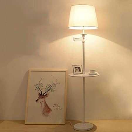 CRHL Lámpara de pie Nordic de Estilo nórdico, para salón ...