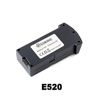EACHINE E520S Drone Batería: Amazon.es: Juguetes y juegos