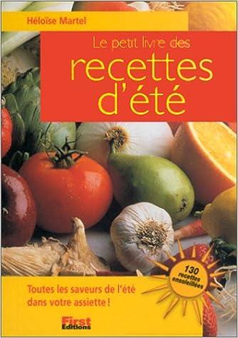 En ligne téléchargement Le petit livre de recettes d'été pdf