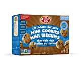 Enjoy Life Soft Baked Mini Cookies, Soy free, Nut free, Gluten free, Dairy free, Non GMO, Vegan, Chocolate Chip, 1 Ounce Packs (Pack of 36)