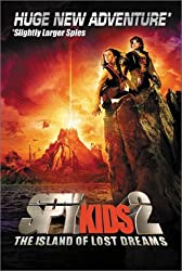 Spy Kids 2: The Island of Lost Dreams: The Official Movie Storybook - Junior Novel