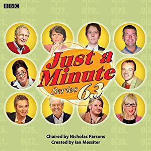 Just a Minute: Complete Series 63 Radio/TV