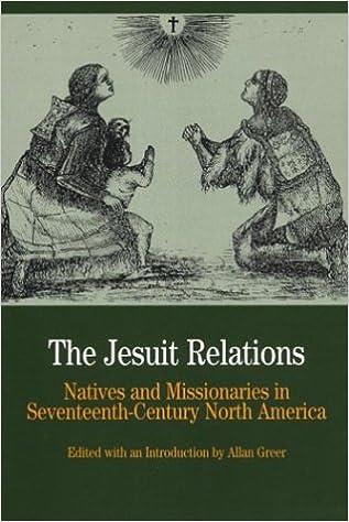 JESUIT RELATIONS EPUB
