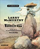 Front cover for the book The Wandering Hill by Larry McMurtry
