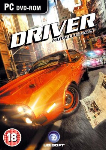 Image result for Driver: Parallel Lines pc dvd