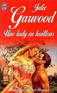 Les Clayborne - Tome 1 : Une lady en haillons de Julie Garwood 51NBZ1NNV7L._SX195_