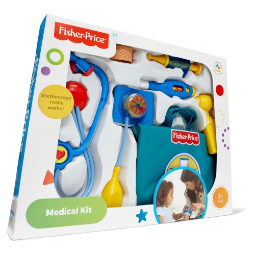 fisher price doctor bag - 2