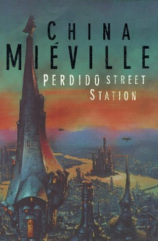 book cover of Perdido Street Station