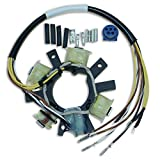 #2: CDI Electronics 173-1651 Johnson/Evinrude Stator - 2 Cyl. 5 Amp (1977-1999)