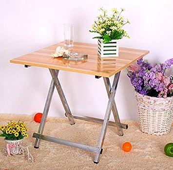 anzer mesa plegable, de madera Escritorio Junta aleación de ...