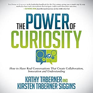 The Power of Curiosity Audiobook