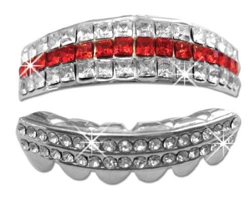 platinum diamond grillz - 4