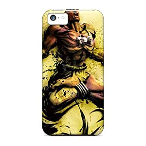Durable Case For The Iphone 5c- Eco-friendly Retail Packaging(dhalsim)