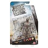 DC Justice League Techno-Shield Cyborg Figure, 6
