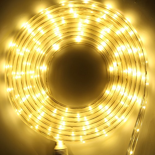 Indoor Outdoor Led Light Strip: Hykolity LED Indoor/Outdoor Holiday Christmas Flat Strip