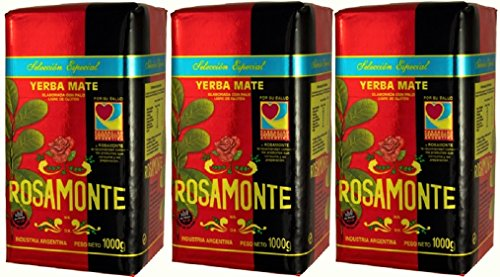 Yerba Mate Rosamonte Especial Pack product image