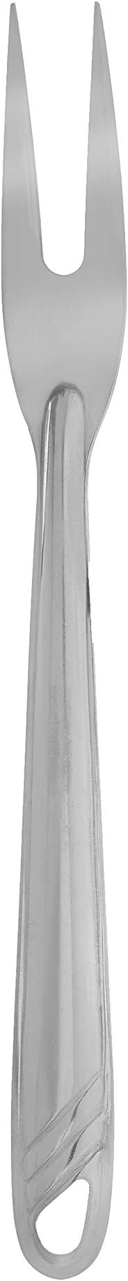 Garfo Trinchante Aço Inox Linha Moniz, Simonaggio, 1732, Aço Inox