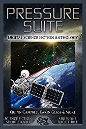 Pressure Suite: Digital Science Fiction Anthology