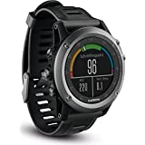Garmin Fenix 3 Gray GPS Multi Sport Triathlon Watch