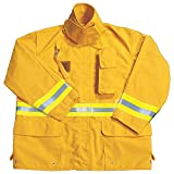 Product review for Fire Dex - FS1J051M - Turnout Coat, Yellow, M, Nomex