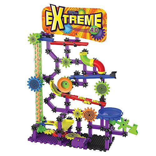 Techno Gears Marble Mania Extreme 4.0  (200+ pcs) (Techno Run)